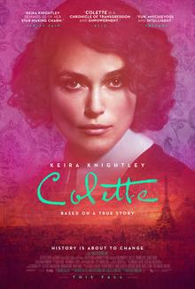poster Colette (2018)