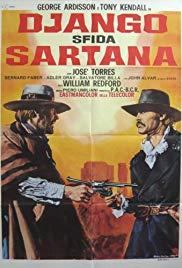 poster Django sfida Sartana (1970)