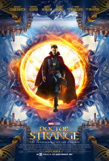 poster Doctor Strange (2016)