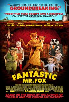 poster Fantastic Mr. Fox (2009)
