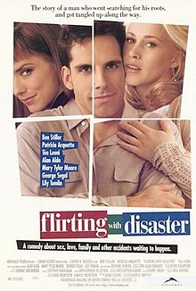 poster Flirting with Disaster (1996)