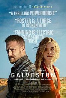 poster Galveston (2018)