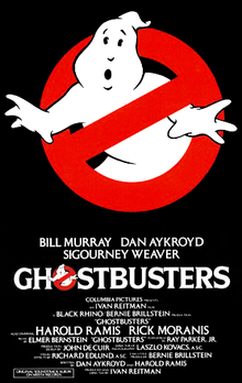 poster Ghostbusters (1984)
