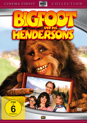 poster Harry and the Hendersons (1987)