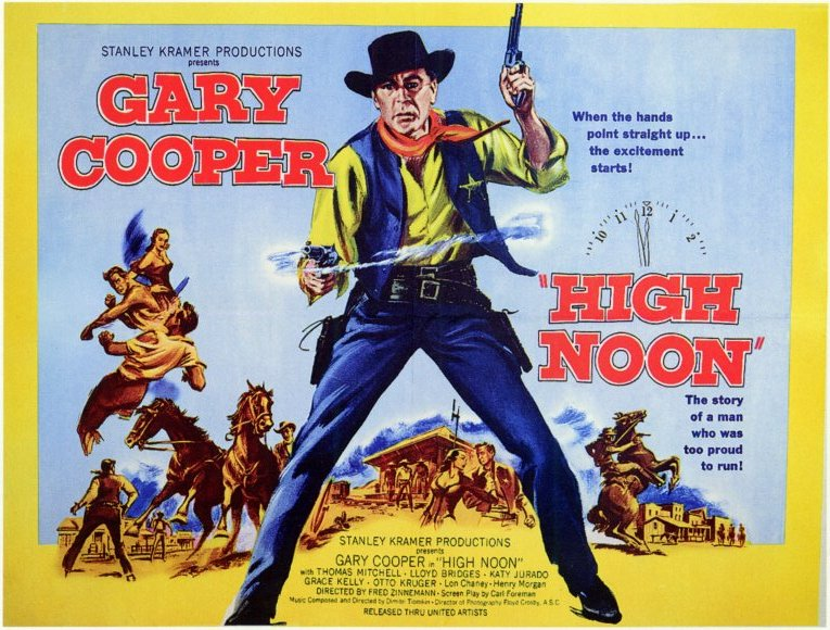 poster High Noon (1952)
