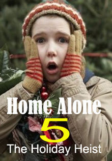 poster Home Alone The Holiday Heist (2012)