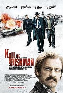 poster Kill the Irishman (2011)