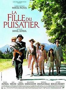 poster La fille du puisatier (2011)