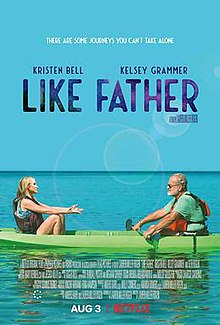 poster Like Father (2018)