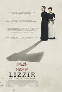 poster Lizzie (2018)