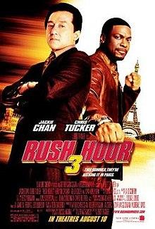 poster Rush Hour 3 (2007)