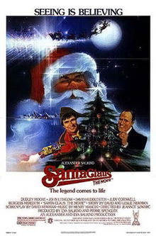 poster Santa Claus The Movie (1985)