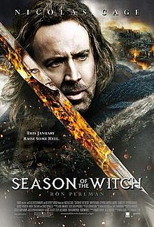 poster Season of the Witch (2011)