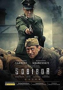 poster Sobibor (2018)