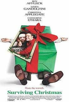 poster Surviving Christmas (2004)
