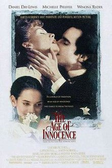 poster The Age Of Innocence (1993)