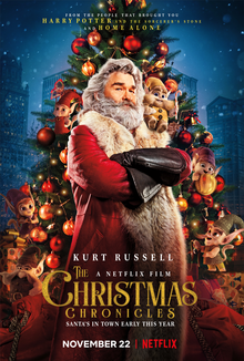 poster The Christmas Chronicles (2018)