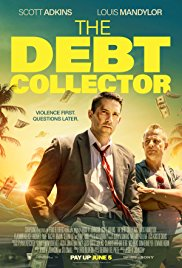 poster The Debt Collector (2018)