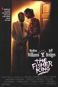 poster The Fisher King (1991)