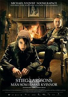 poster The Girl with the Dragon Tattoo (2009)