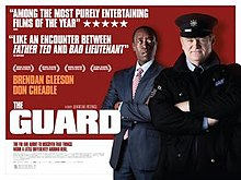 poster The Guard (2011)