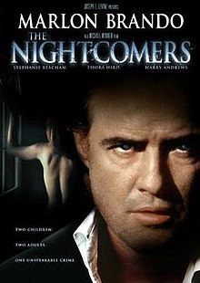 poster The Nightcomers (1971)