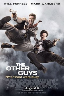 poster The Other Guys (2010)