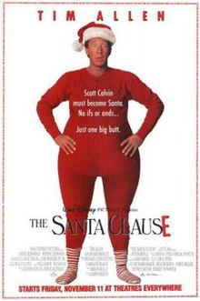 poster The Santa Clause (1994)