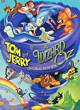 poster Tom and Jerry & The Wizard of Oz (Video 2011)