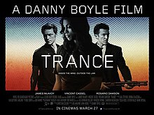 poster Trance (2013)