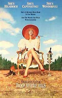 poster Troop Beverly Hills (1989)