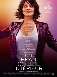 poster Un beau soleil interieur (2017)