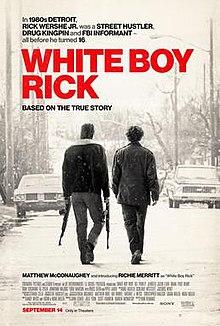 poster White Boy Rick (2018)