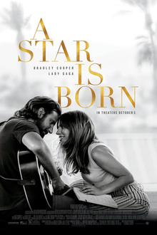 poster A Star Is Born (2018)