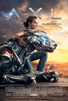 poster A-X-L (2018)