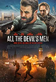 poster All the Devil's Men (2018)