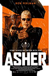 poster Asher (2018)