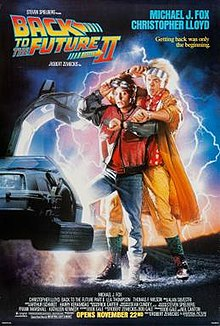 poster Back to the Future Part II (1989)