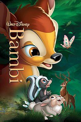 poster Bambi (1942)
