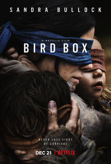 poster Bird Box (2018)