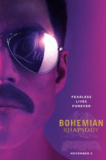 poster Bohemian Rhapsody (2018)