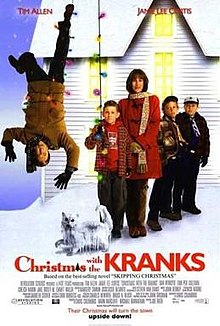 poster Christmas with the Kranks (2004)