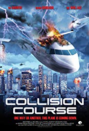 poster Collision Course (2012)