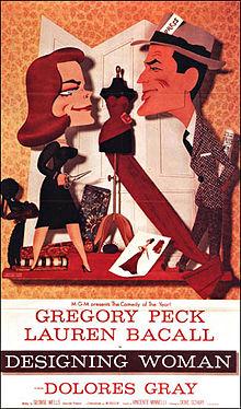 poster Designing Woman (1957)