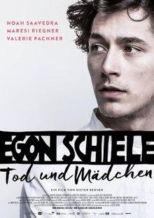 poster Egon Schiele Tod und Madchen (2016)