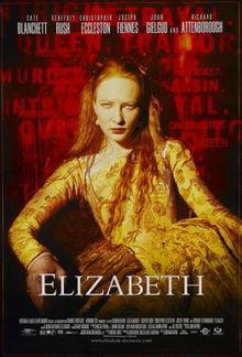 poster Elizabeth (1998)