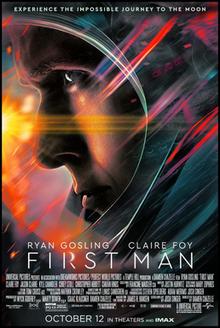 poster First Man (2018)