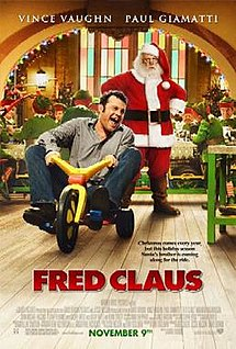 poster Fred Claus (2007)