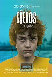 poster Gueros (2014)