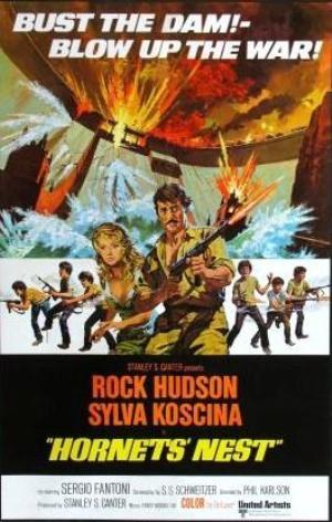 poster Hornets Nest (1970)